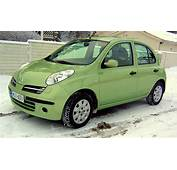 Picture Of 2006 Nissan Micra Exterior