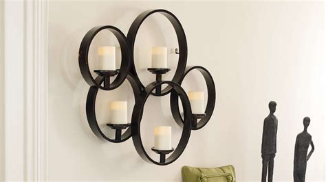Metal Wall Decor With Candles by Candle Holders Everything A Home Desires