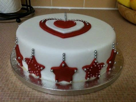 507 best christmas cake images on pinterest christmas