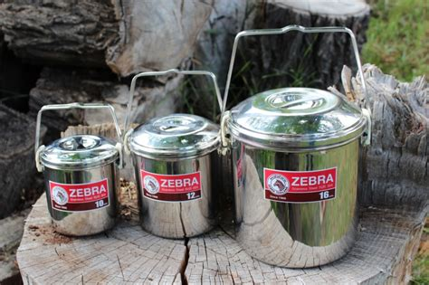 Net Pot 10cm Net Pot zebra 10cm pot bushcraft canada