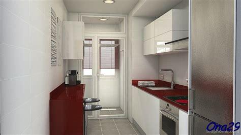 decorar cocina estrecha cocina estrecha y corta cocina estrecha decorar tu casa