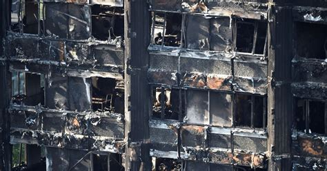 Grenfell Record Notices Government Reveals 600 Tower Blocks Cladding Like Ravaged Grenfell Tower