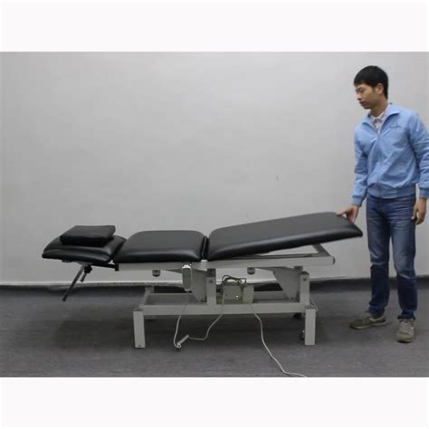 used electric table electric table bed with ce buy electric