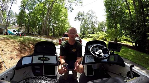 bass boat no carpet how to clean your bass boat carpet youtube