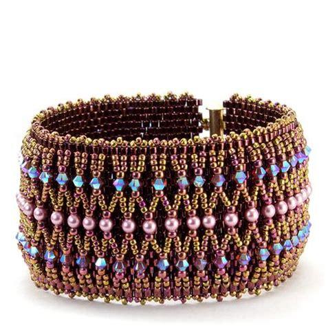 pearly gates bracelet bead weaving kit