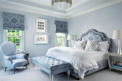 blue and silver bedroom silver gray bedroom with tray ceiling and blade ceiling