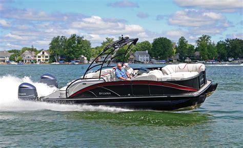 sylvan boats canada sylvan s5 extreme power boating canada