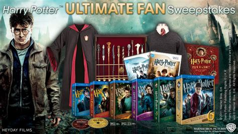 Harry Potter Sweepstakes - abc family harry potter weekend and sweepstakes details