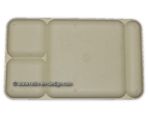 Tupperware Lotus Platter vintage tupperware tray recently sold retro design 2nd collectibles webshop for