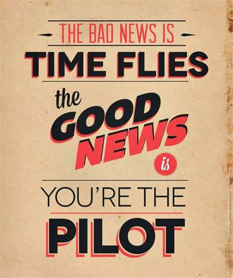 images 70 awesome inspirational typography inspirational typography picture quote time flies jpg