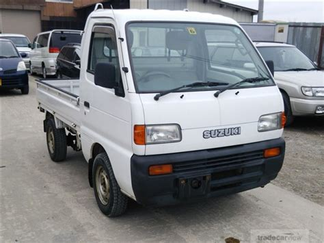 Suzuki Carry Japan Suzuki Carry Track 1998 Japanese Used Car Exporter