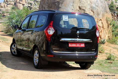 renault lodgy modified renault lodgy photo gallery shifting gears