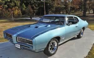 68 Pontiac Gto For Sale 68 Pontiac Gto Cars Pontiac