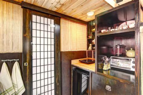 tiny house hotel portland bamboo tiny house hotel in portland 145 night