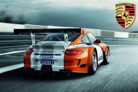 porsche 911 race car porsche 911 gt3 r hybrid race car will make its debut at