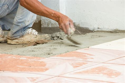 Installing Ceramic Floor Tile Porcelain Ceramic Tile Installation Locations