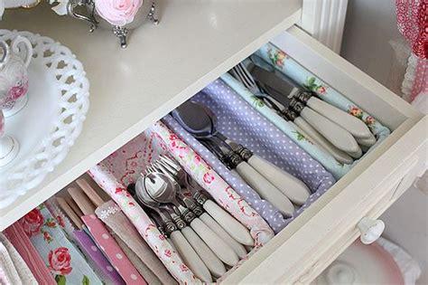 70 practical kitchen drawer organization ideas shelterness picture of feminine way to make drawer utensil organizer