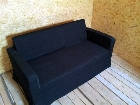 ikea solsta sofa bed slipcover slipcover for solsta sofa bed from ikea black colour