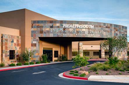 Sq Ft To Ft desert canyon rehabilitation hospital