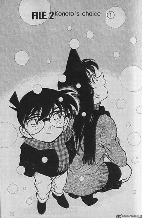 Detektif Conan Readers Choice Limited detective conan chapter 374 page 1