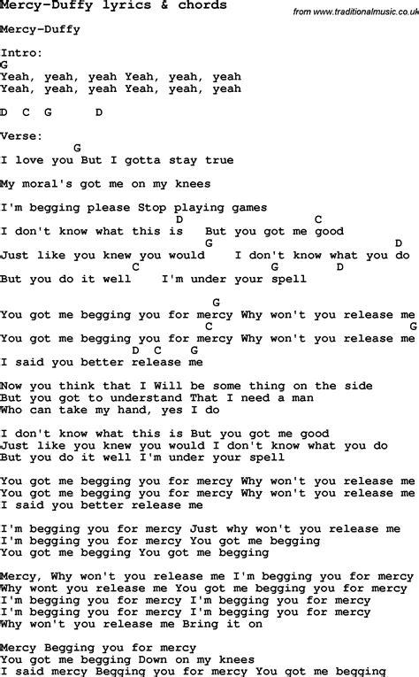 lyrics of mercy mercy lyrics image mag