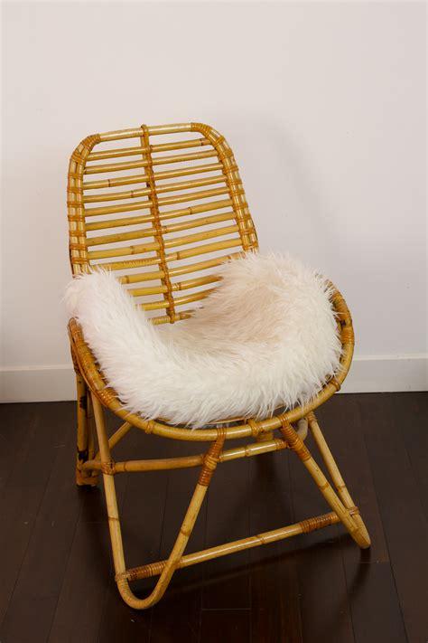 fauteuil osier but les deux fauteuils osier 233 es 70 mariage vintage