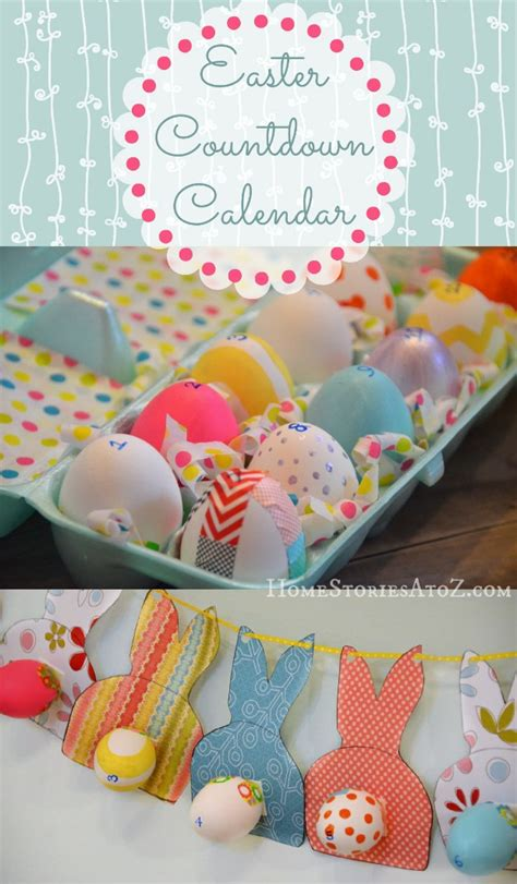easter dates 2013 bunny easter egg countdown calendar home stories a to z