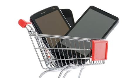 shopping new mobile phones security worry on buying via mobile business news
