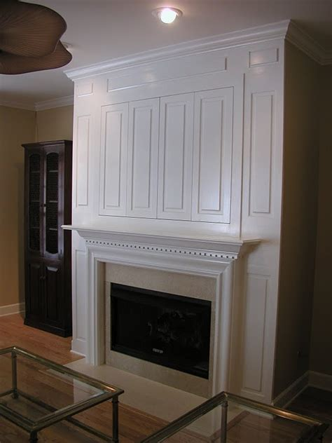 cabinet for tv over fireplace tv cabinet home ideas pinterest