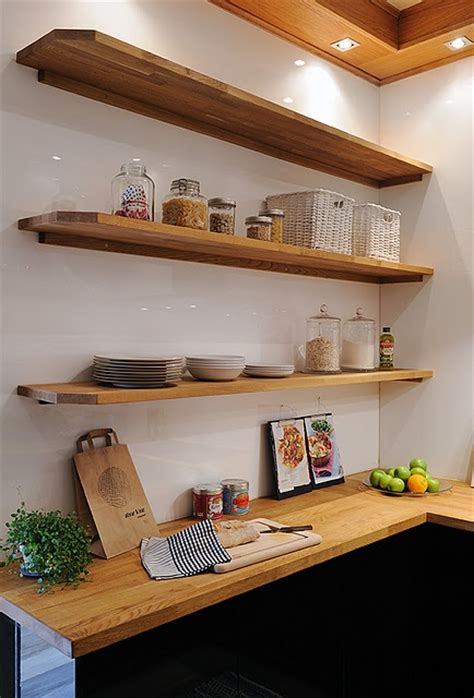 kitchen shelves design ideas 1000 images about kitchen shelf ideas on pinterest shoe