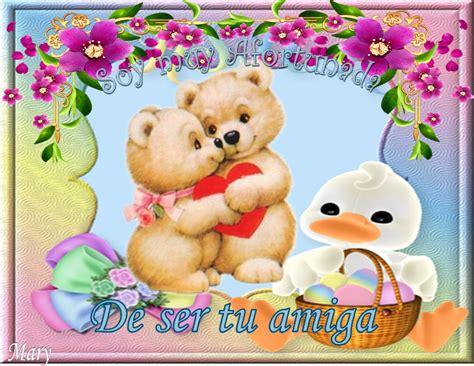 imagenes con movimiento amistad soy muy afortunada de ser tu amiga gotitas de amor