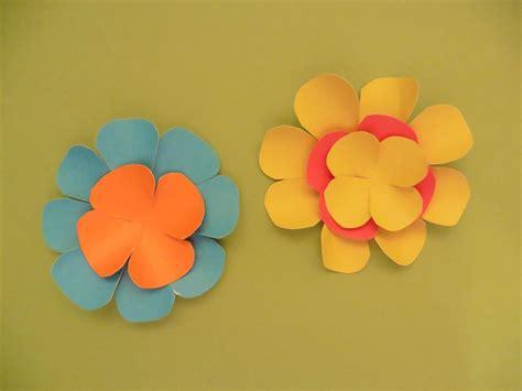 figuras geometricas hechas en cartulina flores hechas con cartulina youtube