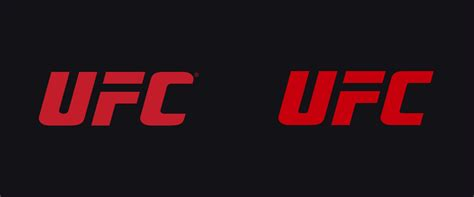 Brand New: New Logo, Identity, and On air Look for UFC by