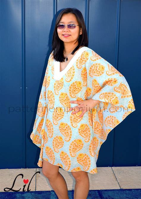 pattern emporium ladies kaftan ladies kaftan sewing pattern pattern emporium