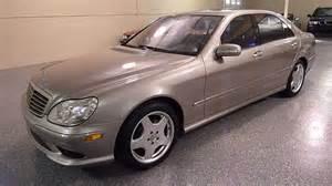 2005 S500 Mercedes 2005 Mercedes S500 4dr Sedan 5 0l Amg Sport Package
