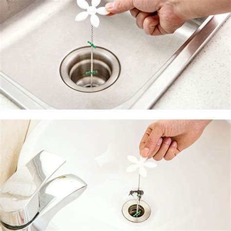 hair stopper for bathtub ᗖbathroom drain hair shower catcher catcher clean