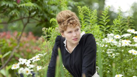 lea seydoux diet diary of a chambermaid an interview with lea seydoux and
