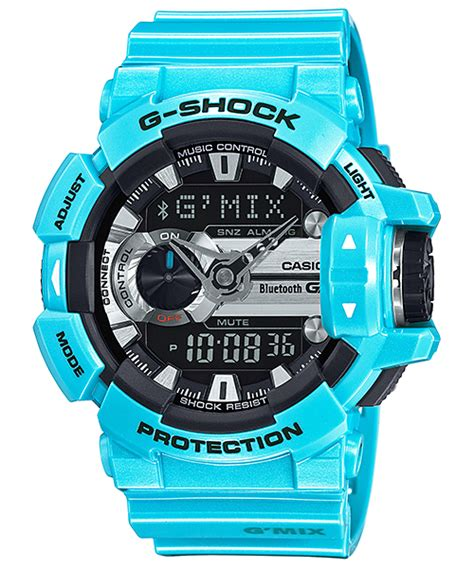 G Shock Gba 400 Black List Blue october 2015 g shock blue pink white gba 400