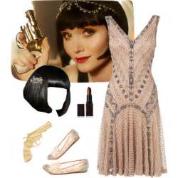 modern day miss fisher polyvore