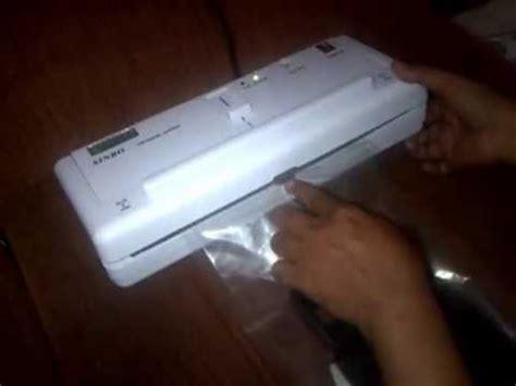 Jual Mesin Sealer Plastik Otomatis 0813 8245 4553 jual vacuum sealer sinbo dz 280 harga