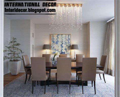 Modern Dining Room modern dining room furniture spanish design modern dining table chairs