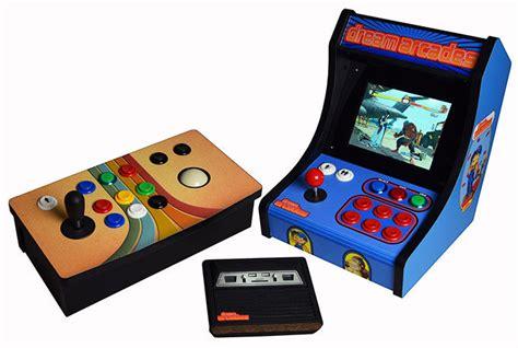 atari classic console retro arcade consoles dreamcade replay