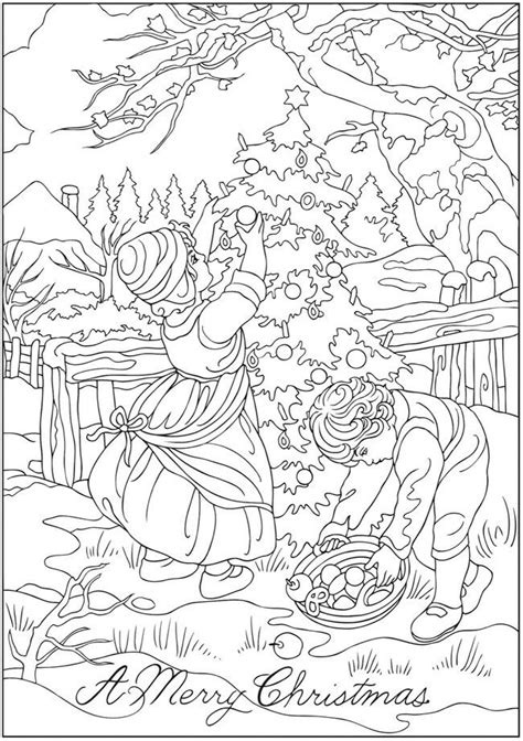 coloring pages of winter and hope 1029 best christmas and winter coloring pages images on