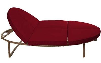 orbit chaise lounge replacement cushions orbit lounger replacement cushions only 175 199