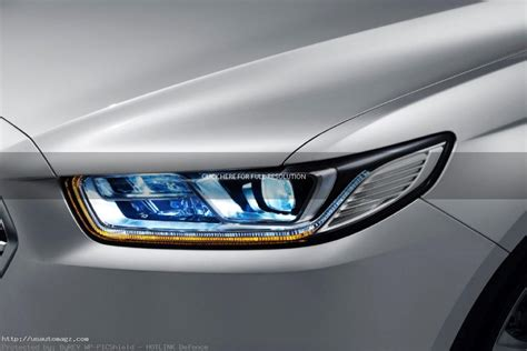 2019 Ford Taurus Usa by 2019 Ford Taurus Colors Colors And Detail Headlight 2019