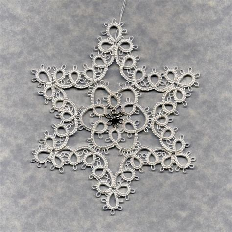 snowflake medallion pattern 469 best images about tatted motifs on pinterest