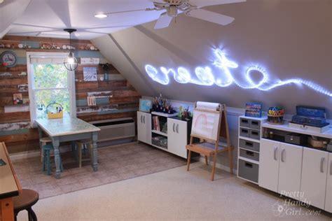 art amp craft studio previously just a bonus room