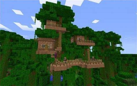 Minecraft Construire Une Maison 1919 by Moi Et Les Jeux Une Maison Dans La Jungle