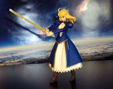 Figma Ex 025 Saber Dress Ver Unlimited Blade Works By Max Factory Kws r377 figma ex 025 fate stay unlimited blade works saber dress version review welcome