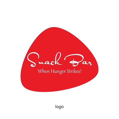 snack bar logo  behance